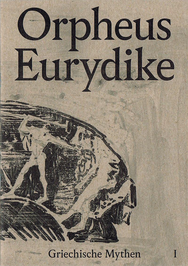 orpheus eurydike heft 1